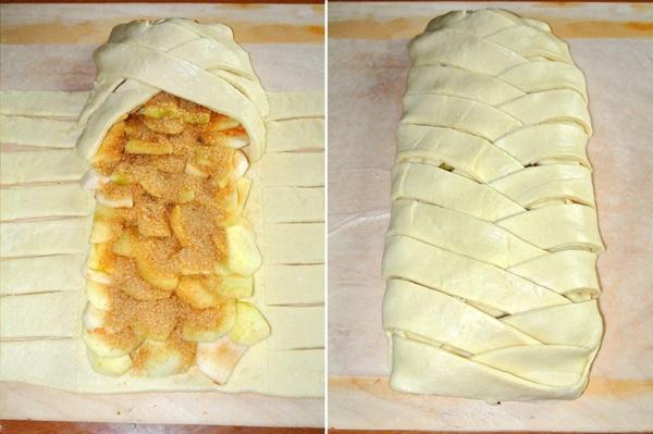 Как сделать яблочные пирожки 433