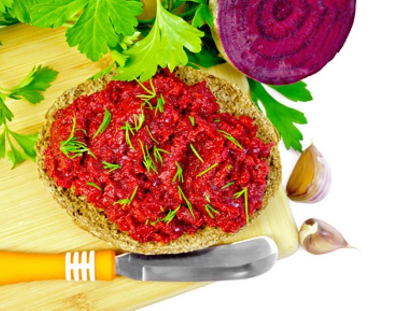 Салат из фасоли и свеклы на зиму рецепты с