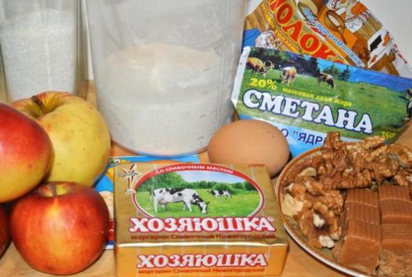 Фото ингредиентов