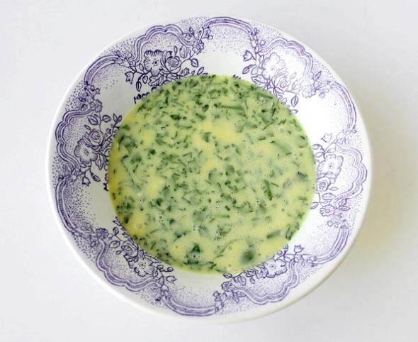 Теплый картофельный салат - шаг 3