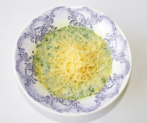 Теплый картофельный салат - шаг 4