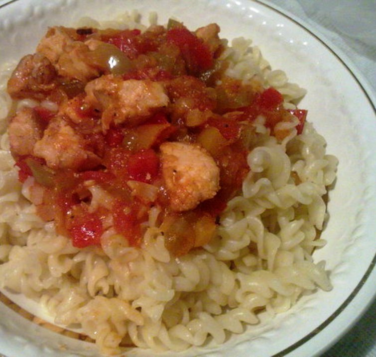 Рис с болгарским перцем рецепт с фото пошагово