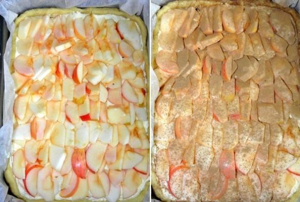 Немецкий яблочный пирог - шаг 7