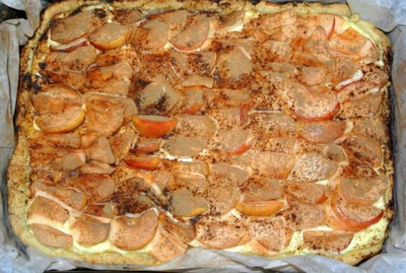 Немецкий яблочный пирог - шаг 8