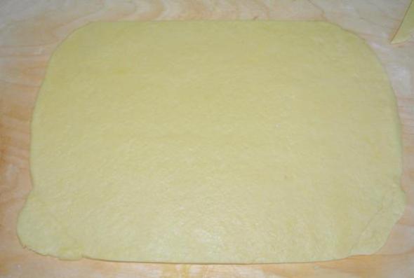 Песочное печенье с яблоками - шаг 3