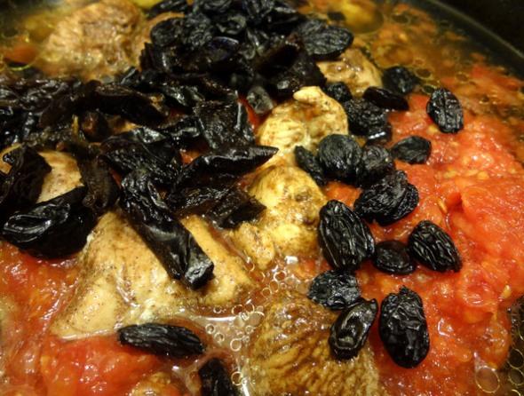 Шаг 5 - добавьте помидоры и остальные ингредиенты