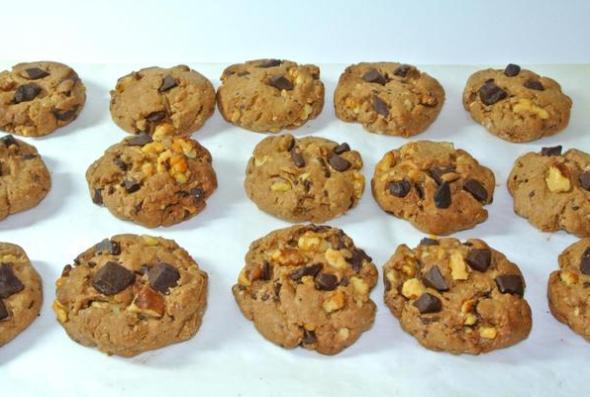 Шаг 7 формируем печенье