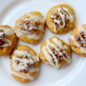 Печенье с тыквой