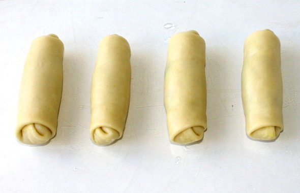 Шаг 8 - выложите пирожки на противень