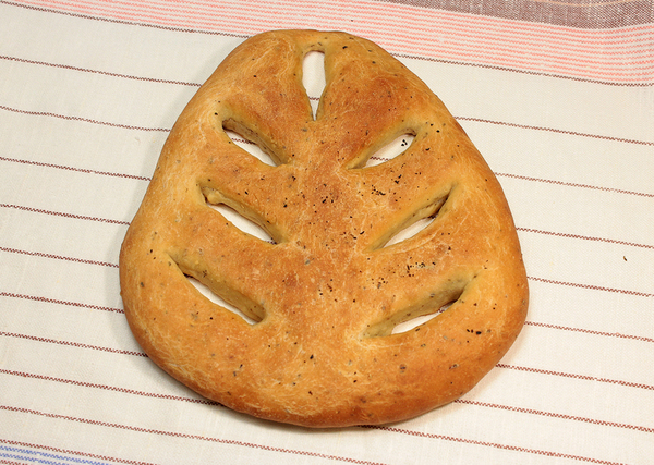 Французский хлеб - шаг 9