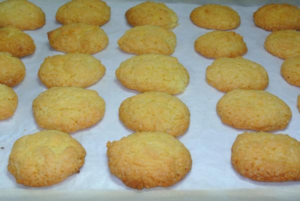 Шаг 7 - остудите печенье
