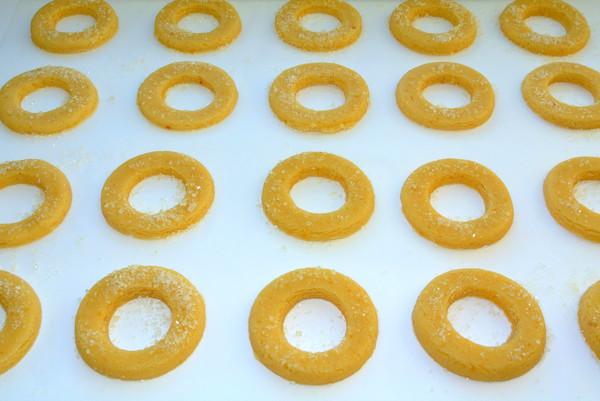 Медовые кольца – шаг 8