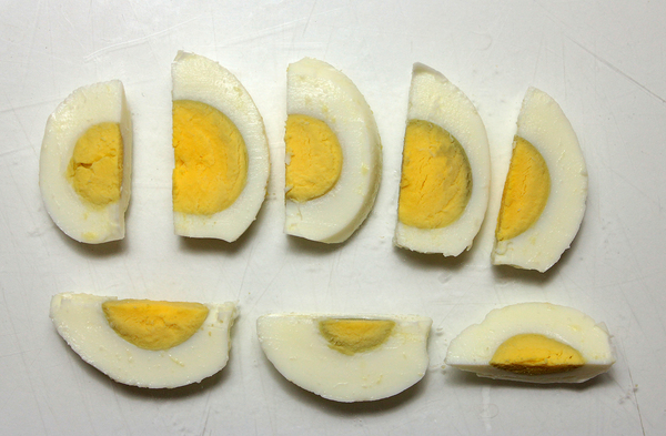 Закуска оливье – шаг 3