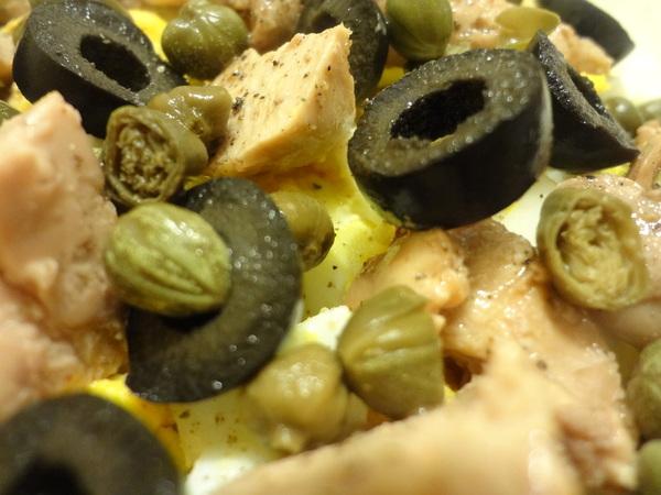 Салат с печенью трески – шаг 13