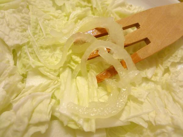 Салат с печенью трески – шаг 8