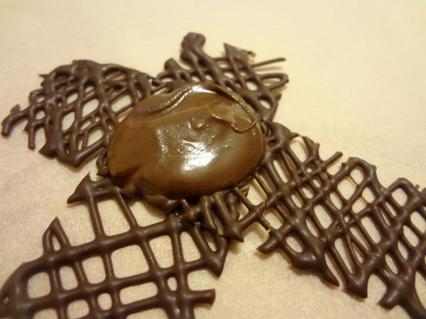 Шоколадный бант – шаг 15