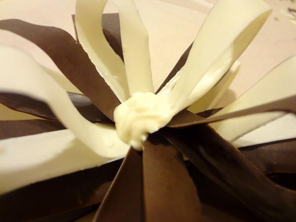 Шоколадный бант – шаг 18