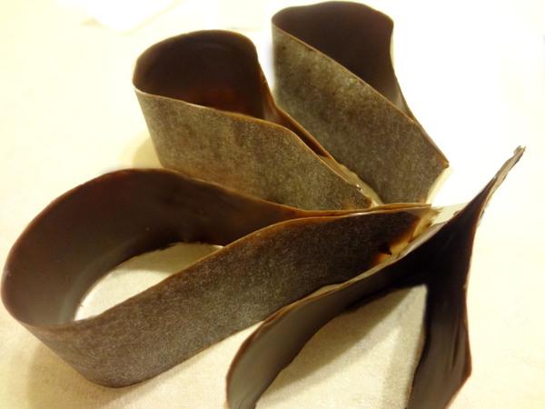 Шоколадный бант – шаг 7