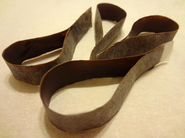 Шоколадный бант – шаг 8