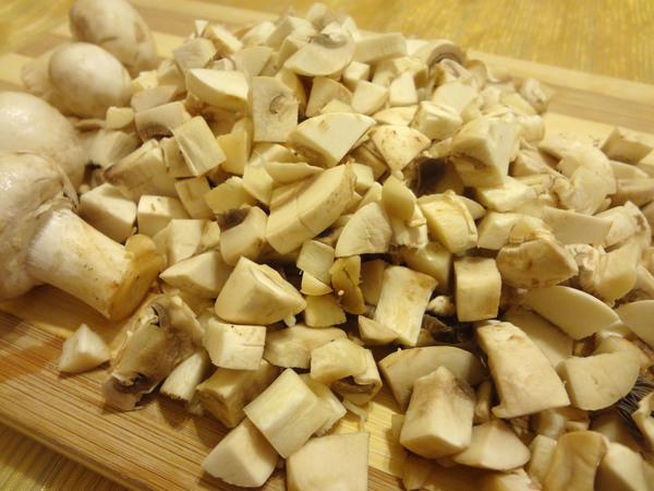 Картофельные зразы с грибами – шаг 2