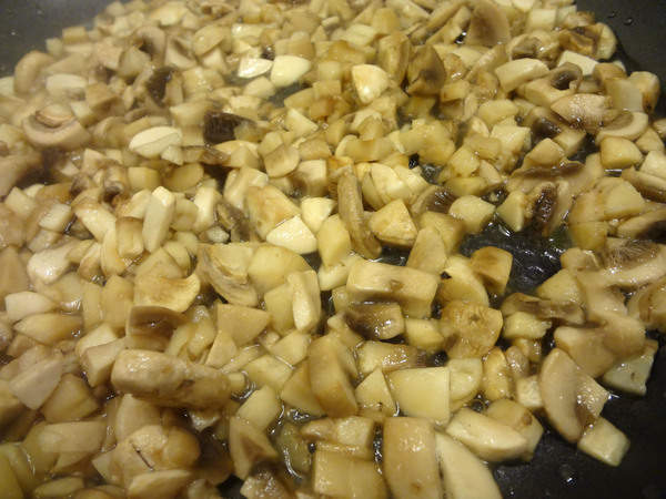 Картофельные зразы с грибами – шаг 3