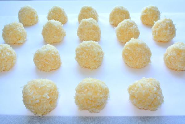 Печенье кокосанки – шаг 3