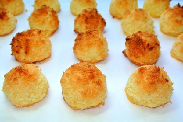 Печенье кокосанки – шаг 4