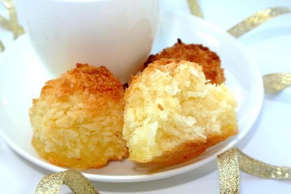 Печенье кокосанки – итоговое фото