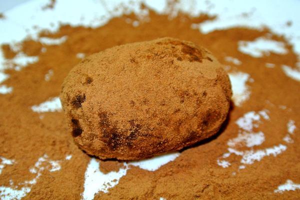 Пирожное «Картошка» из печенья – шаг 6