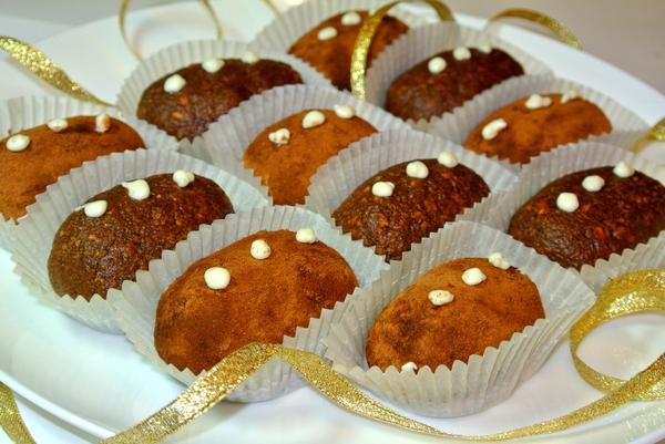 Пирожное «Картошка» из печенья – шаг 7