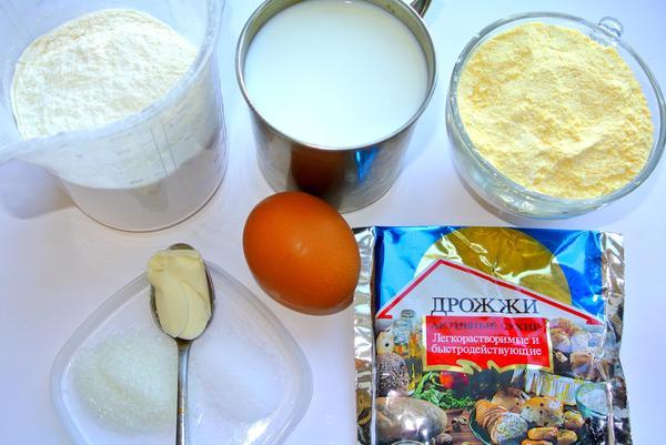 Как сделать кукурузное тесто 91