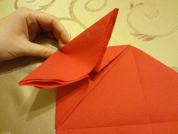 Шаг 4 - формируем из прямоугольника квадрат