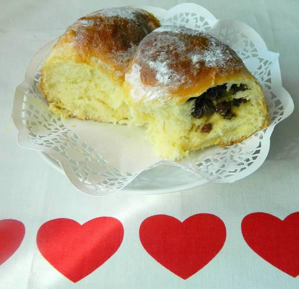 Итальянские булочки - итоговое фото