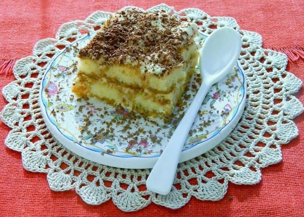 Десерт тирмамису