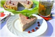Творожно-земляничный тарт
