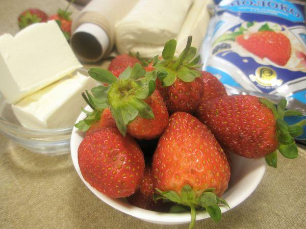 Ингредиенты для слоеного торта