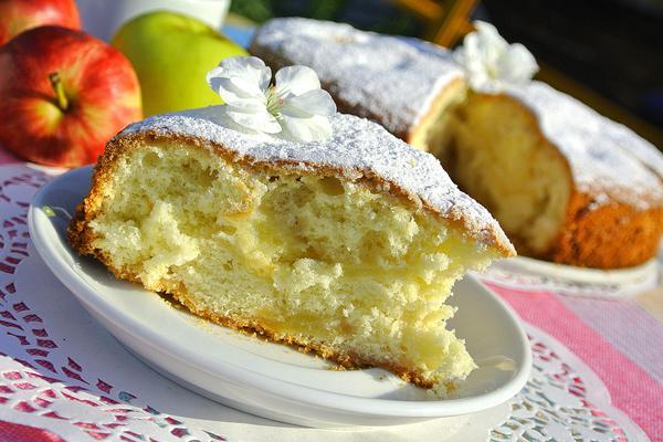 Сливовый пирог - шаг 11