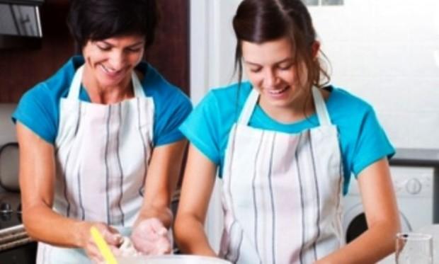 Как научиться готовить