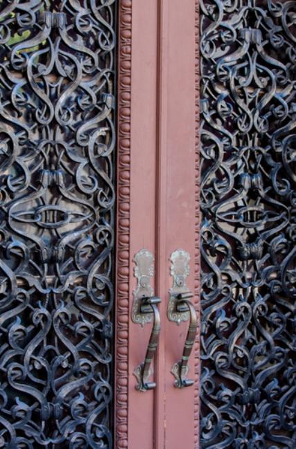 Ornate Doors