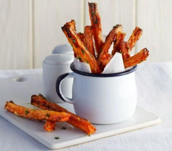 Морковь фри