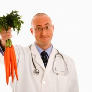 Доктор рекомендует морковь