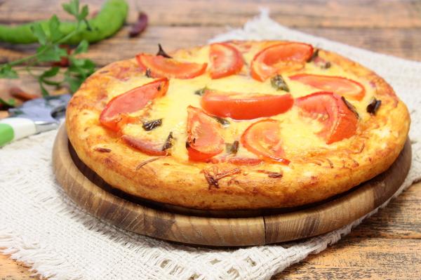 пицца в пиццемейкер принцесс рецепты теста на кефире