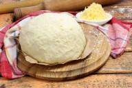 Тесто с сыром на кефире