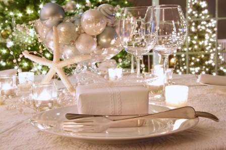 Пастельный новогодний декор