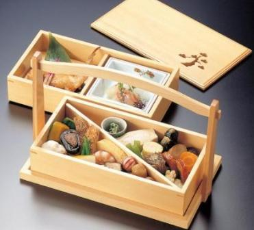 Дорогая коробочка для бэнто