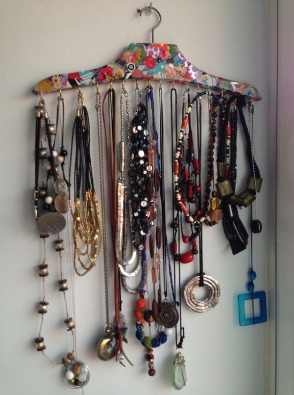 Плечики для одежды для украшений и бижутерии