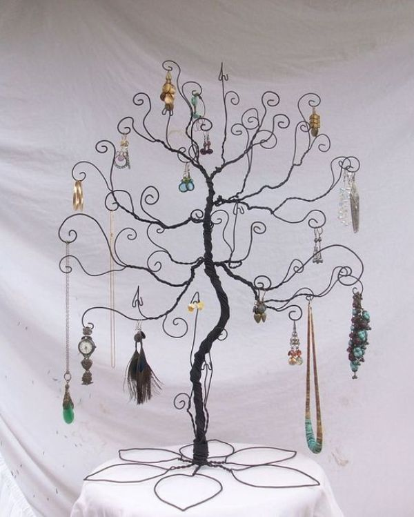 Декоративное дерево для украшений своими руками
