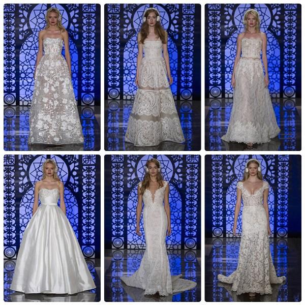Коллекция свадебных платьев Reem Acra