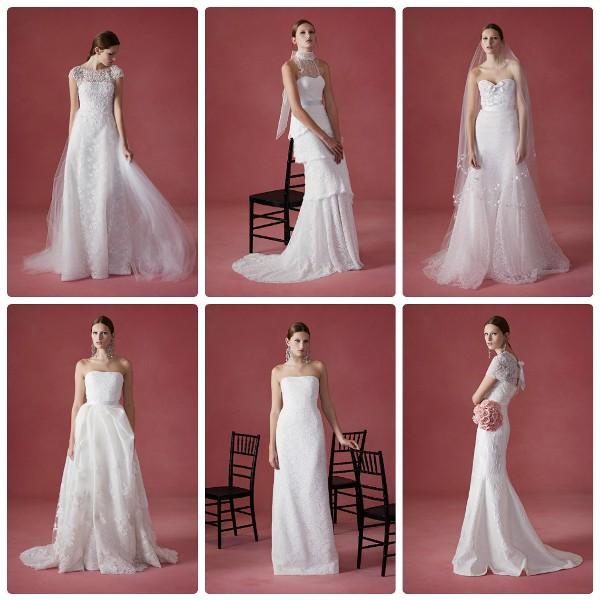 Коллекция свадебных платьев 2016 Oscar de la Renta