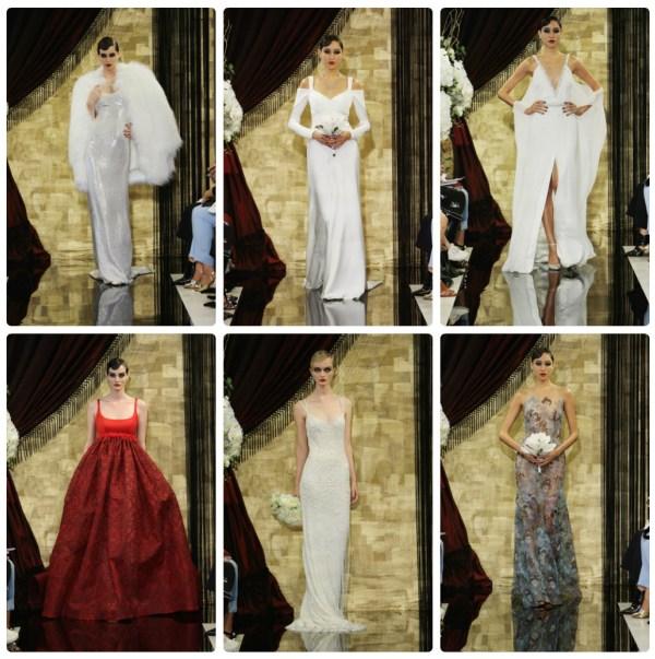 Коллекция свадебных платьев Theia
